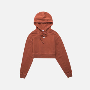 Kith Women Alexa Printed Hoodie - Burnt Orange