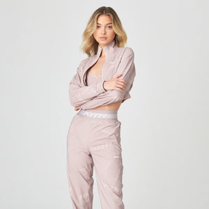 Kith Women Danica Full Zip Jacket - Blush Image 2
