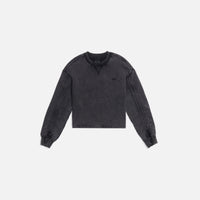 Kith Women Nicky Crew - Black Thumbnail 1