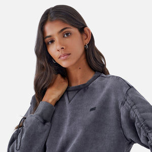 Kith Women Nicky Crew - Black Image 3