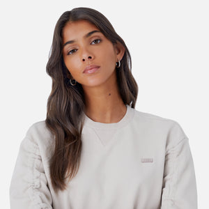 Kith Women Nicky Crew - Nude
