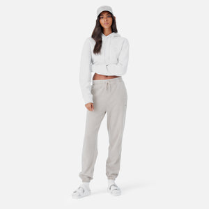 Kith Women Alexa Hoodie - Heather Grey Image 2