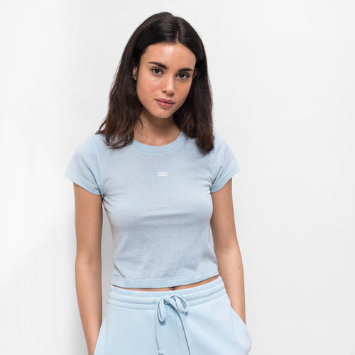 Kith Mulberry Tee - Baby Blue