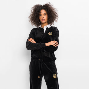 Kith Women Ace Rugby L/S - Black