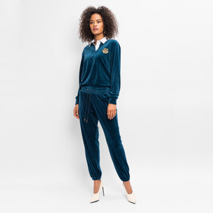 Kith Women Ace Rugby L/S - Teal