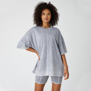 Kith Women Ollie Oversized Tee - Pavement
