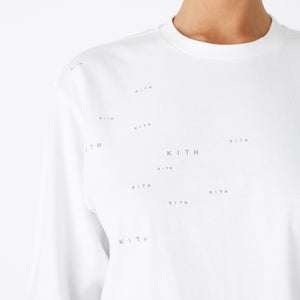 Kith Women Anti-Gravity Sonoma L/S Tee - White
