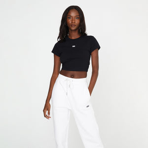Kith Women Mulberry Tee - Black Image 2