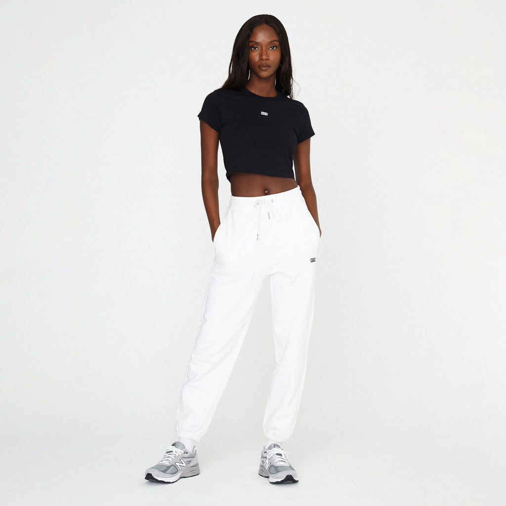 Kith Women Mulberry Tee - Black-look