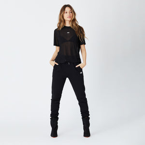 Kith Women Maddy Sheer Tee - Black