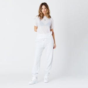 Kith Women Maddy Sheer Tee - White Image 3