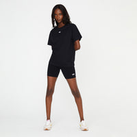 Kith Women Mott Tee - Black Thumbnail 1