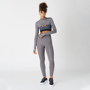 Kith Women Eden L/S - Grey