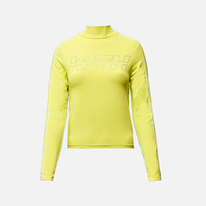 Kith Women Leah L/S Turtleneck - Citron