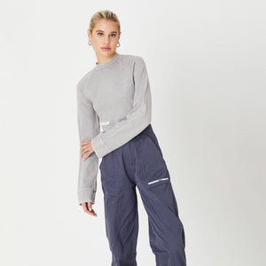 Kith Women Ellison Washed Top - Pavement
