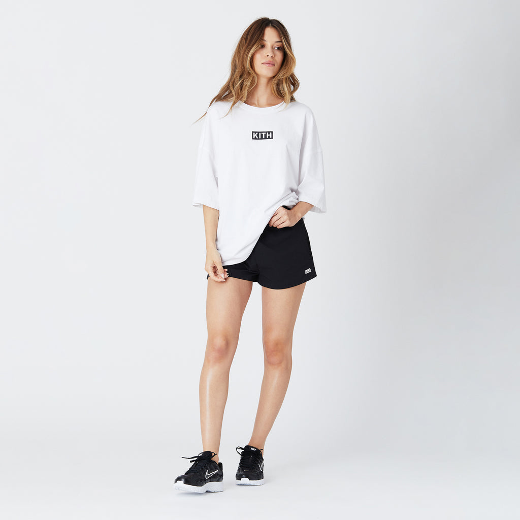 Kith Women Ollie Oversized Tee - White-look