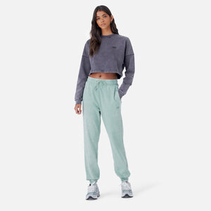 Kith Women Cropped Lucy L/S - Black Image 5