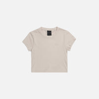 Kith Women Mulberry Washed Tee - Nude Thumbnail 1