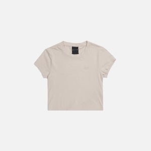 Kith Women Mulberry Washed Tee - Nude Image 1