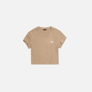 Kith Women Mulberry Tee - Chai