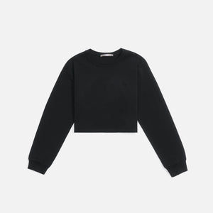Kith Women Lucy Cropped L/S II - Black