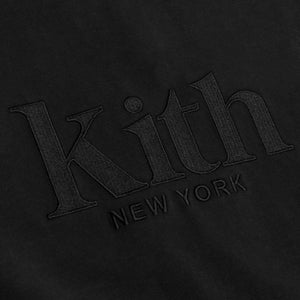 Kith Women Mott New York Tee II - Black