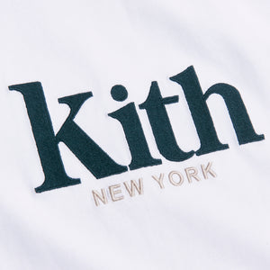 Kith Women Mott New York Tee II - White