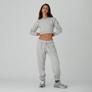 Kith Women Chelsea Sweatpant II - Pavement Heather