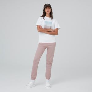 Kith Women Desert Valley Vintage Tee - White