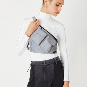 Kith Women Utility Chest Bag - Reflective Image 4