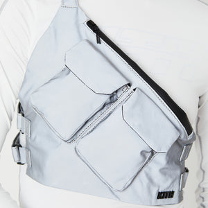 Kith Women Utility Chest Bag - Reflective Image 5