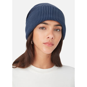Kith Women Washed Mia Beanie - Navy