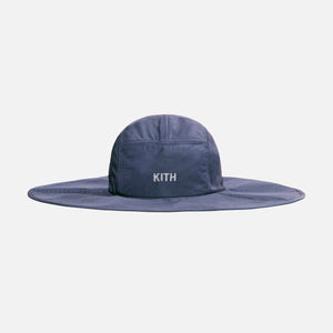 Kith Women Sunfaded Desert Boonie Hat - Battleship