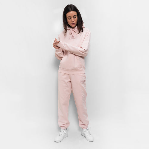Kith Wooster Sweatpant - Baby Pink