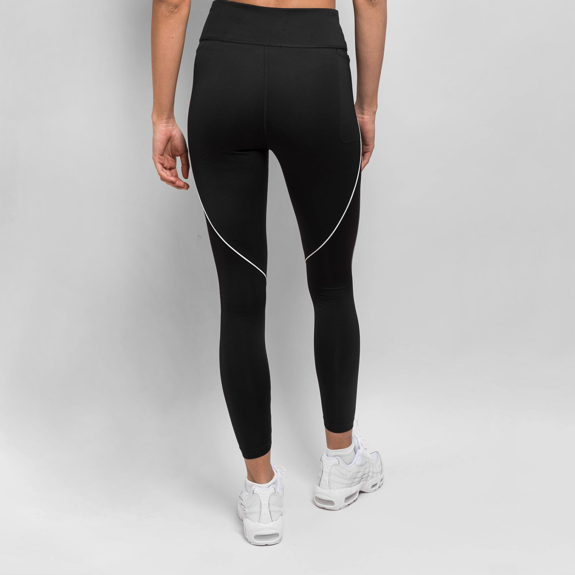 Kith Racing Cassie Tight - Black / White