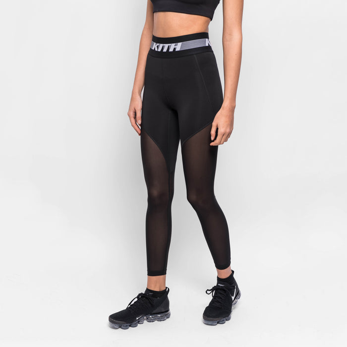 Kith Cody Cooling Tights - Black