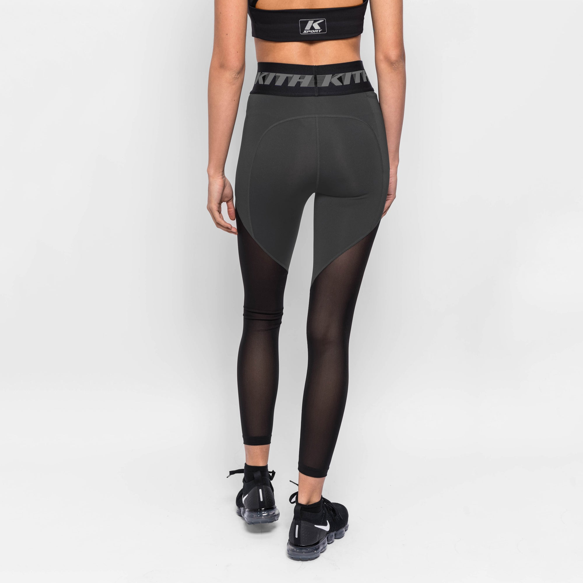 Kith Cody Cooling Tights - Dark Shadow