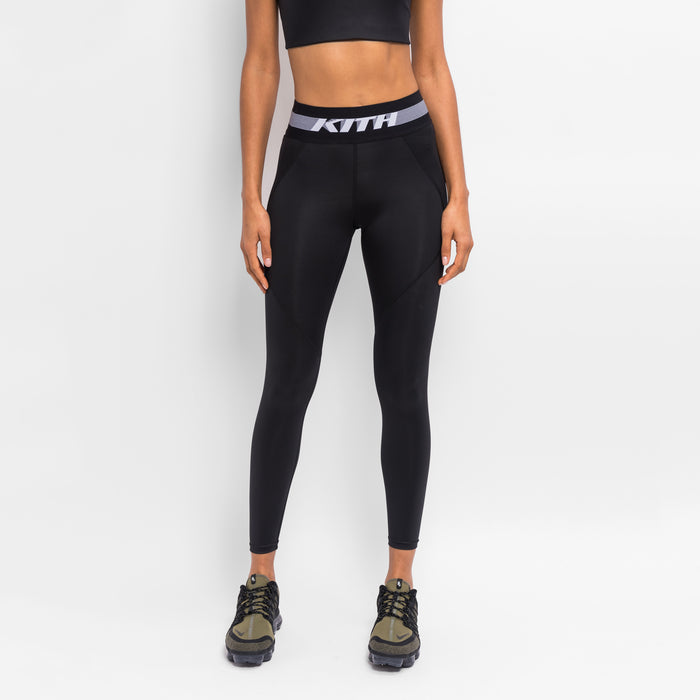 Kith Women Cody Shine Tight - Black