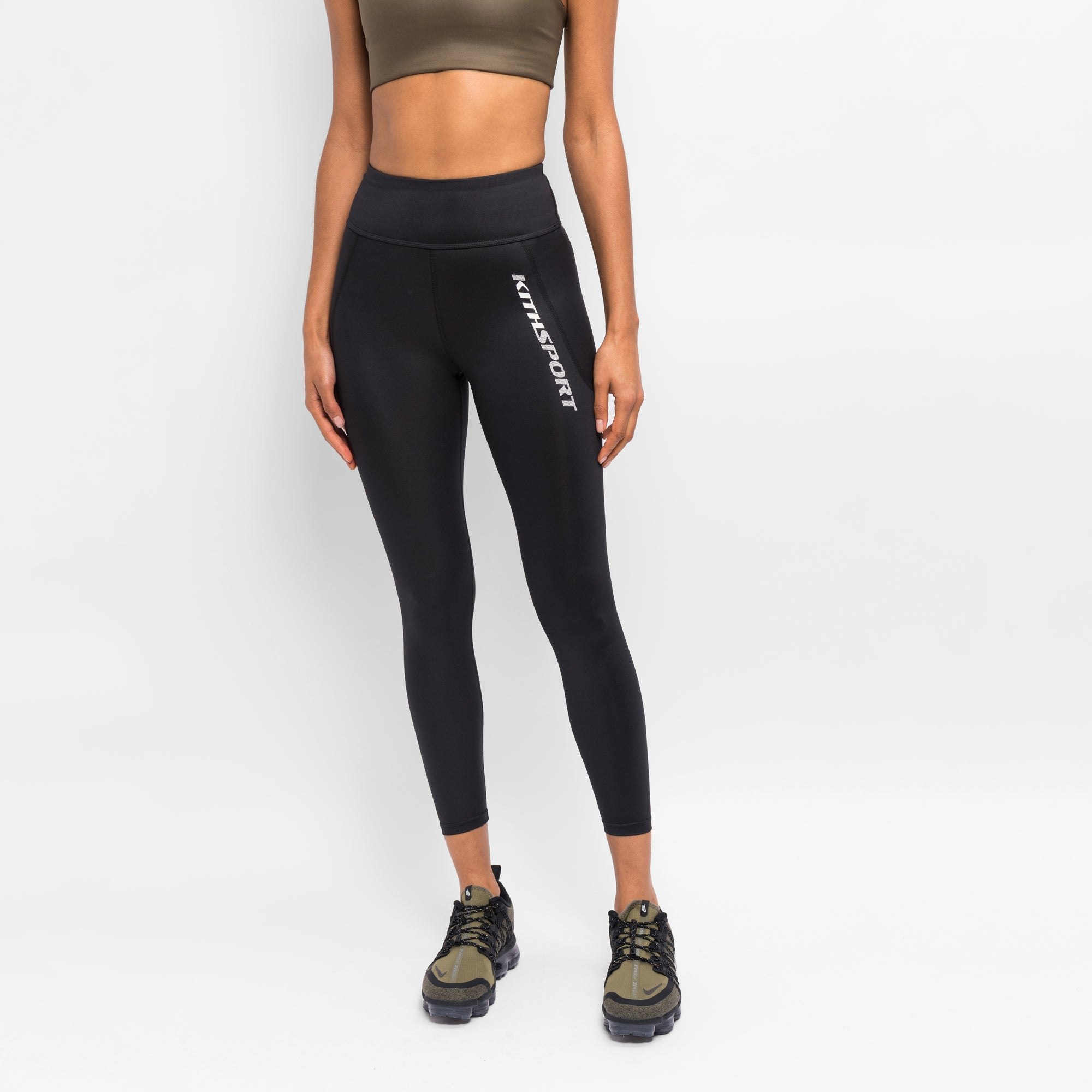 Kith Women Carrie Shine Tight - Black