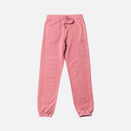 Kith Terryka Sweatpant - Dusty Rose