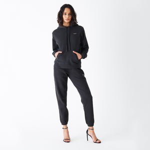 Kith Women Chelsea Sweatpant - Washed Black