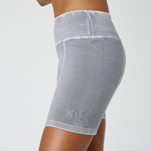 Kith Women Pace Biker Short - Pavement