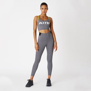 Kith Women Carrie Tights - Heather Grey Image 3