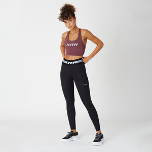 Kith Women Cody Perforated Tight - Black Image 2