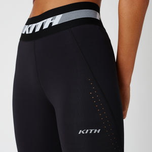 Kith Women Cody Perforated Tight - Black Image 4