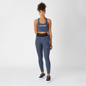 Kith Women Cody Perforated Tight - Shark Image 2