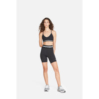 Kith Women Liz Biker Short - Black Thumbnail 1