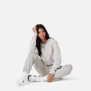 Kith Women Chelsea Interlock Sweatpant - Nude
