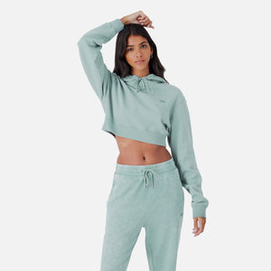 Kith Women Chelsea Interlock Sweatpant - Mineral
