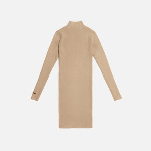 Kith Women Piper Knit Dress - Tan